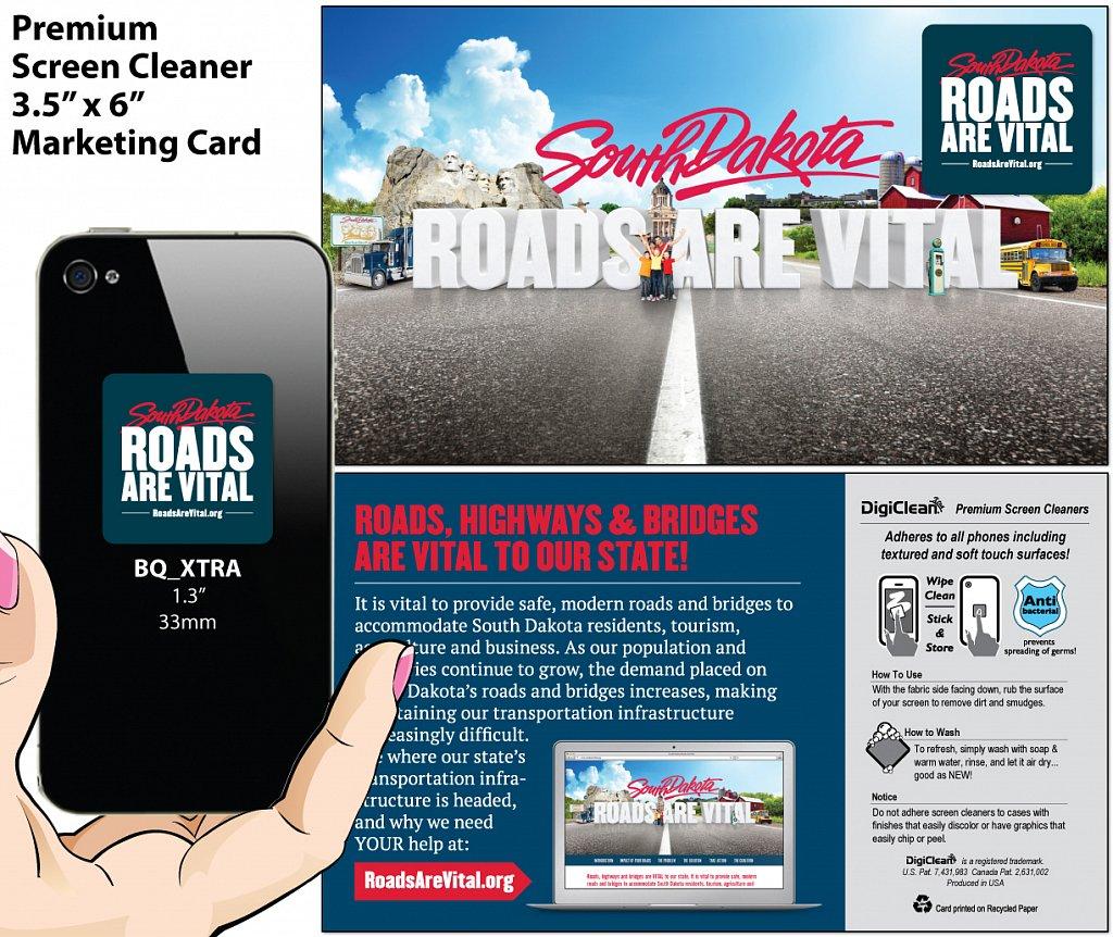 South Dakota Roads