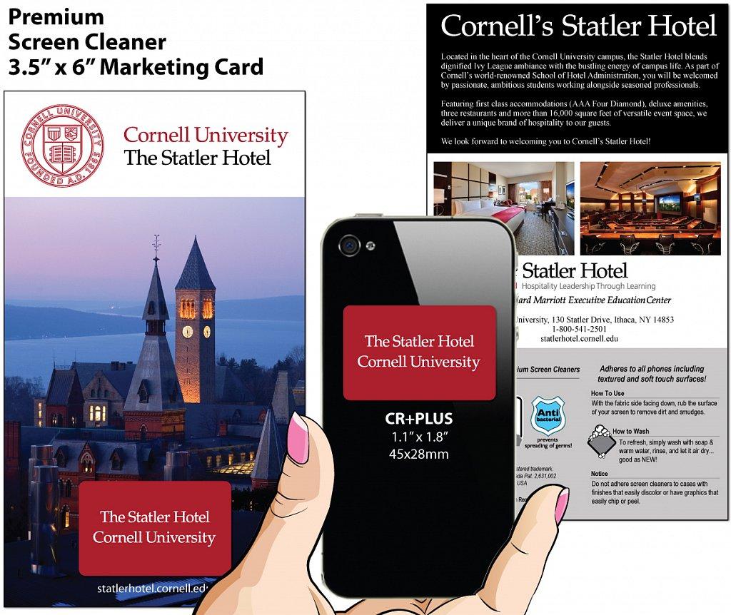Cornell University The Statler Hotel