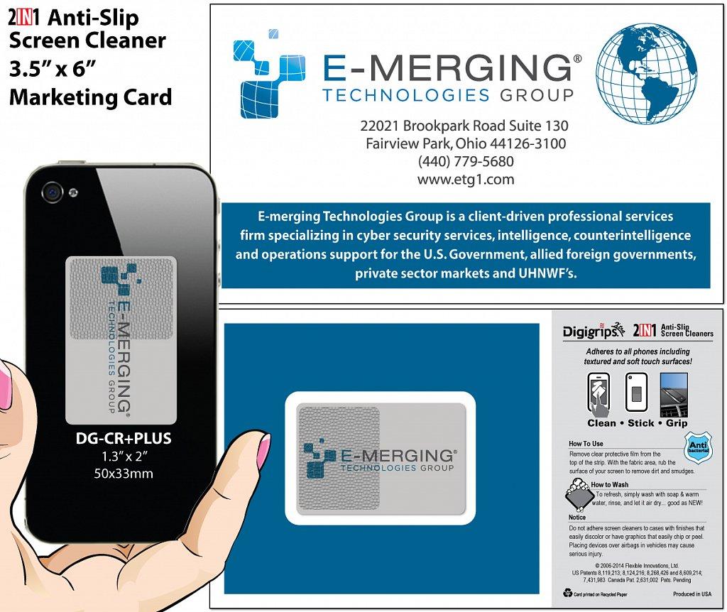 E-Merging Technologies Group