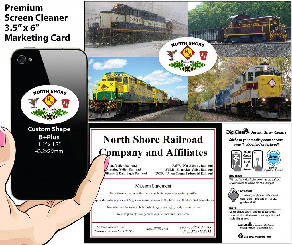 North Shore Railroad Company and Affiliates