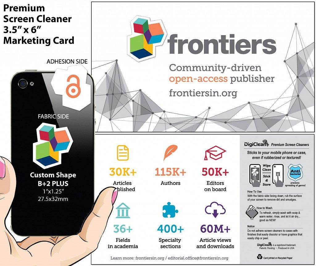 Frontiers Community